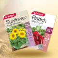 free pack of seeds