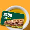 free subway voucher