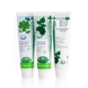 free night time toothpaste sample