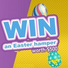 Win an Easter Hamper worth $500