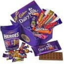 Win a Cadbury's Chocolate Gift Hamper