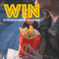 free mcdonalds competition