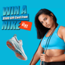nike competition