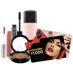 Mac cosmetics worth $1000