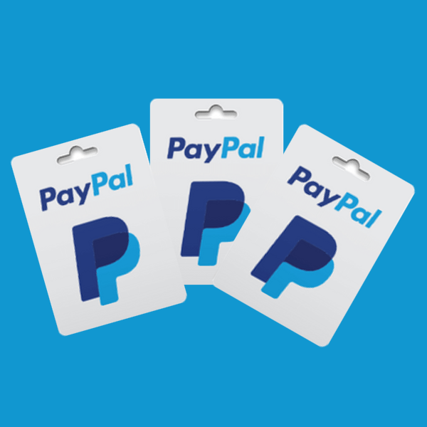 Free PayPal Gift Cards
