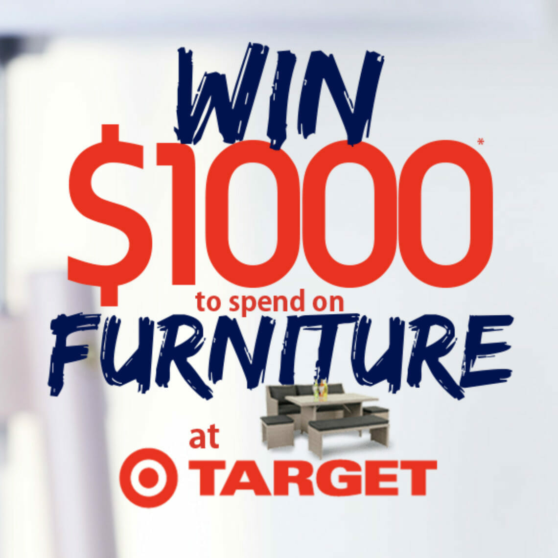 Win $1,000 to spend at Target