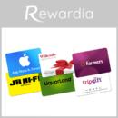 Rewardia free gift cards