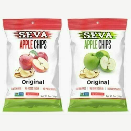 Apple Chips Sample