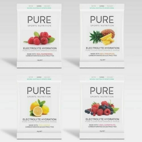 Free Sports Drink Sample Pack