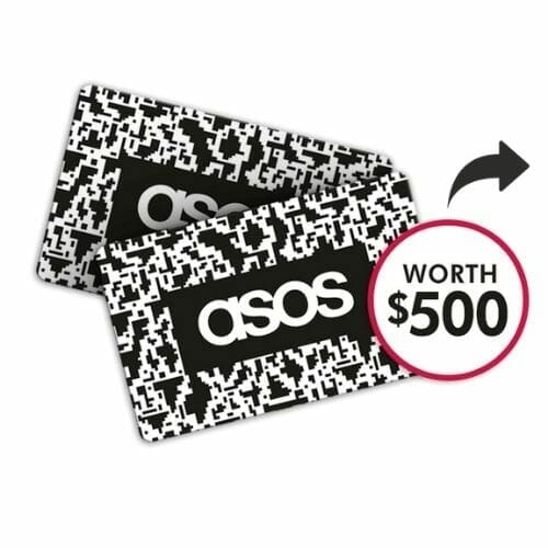 Win a $500 ASOS Gift Card